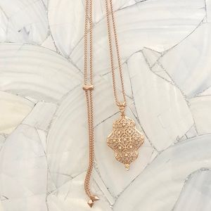 Kendra Scott Kathy long pendant necklace